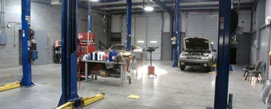 Workshop Heating and Ventilation
