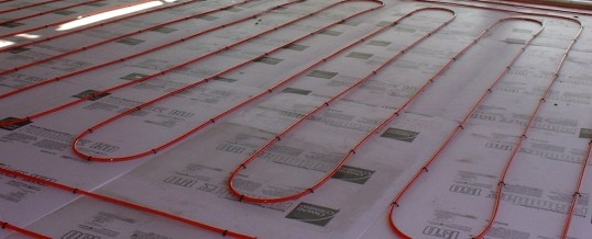 Radiant Floor Heating Basics